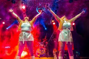 ABBA Review Show @ Saal Norhausen
